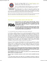 8.01.2016 - FDA Post New Updates on CBD