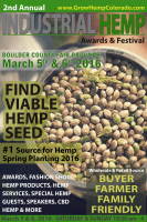 2nd Annual Hemp Awards & Festival