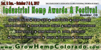 2017 Industrial Hemp Awards & Festival